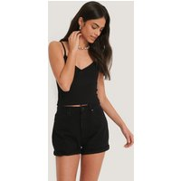 Abrand A High Relaxed Short - Black