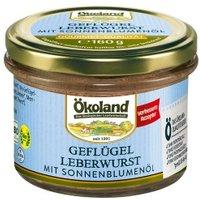 Geflügel-Leberwurst