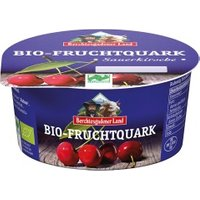 Fruchtquark mit Sauerkirsche