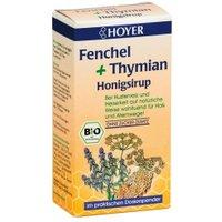 Honigsirup mit Fenchel & Thymian