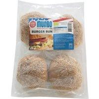 Burger-Brötchen (4 Stück)