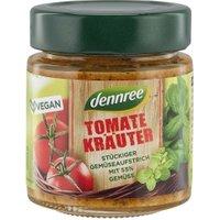 Bild für Gemüseaufstrich mit Tomate & Kräutern