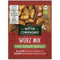 Potato-Fix mit Rosmarin & Knoblauch