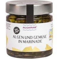 Algen & Gemüse in Marinade
