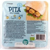 Dinkel-Pita-Taschen (4 Stück)