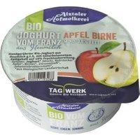 Joghurt mit Apfel & Birne aus bayerischer Heumilch g.t.S., handgerührt