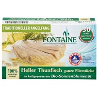 Angebotsbild für Heller Thunfisch in Sonnenblumenöl von Natur.com