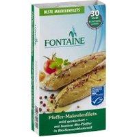 Angebotsbild für Pfeffer-Makrelenfilets in Sonnenblumenöl von Natur.com