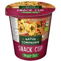 Snack-Cup Veggie Rice