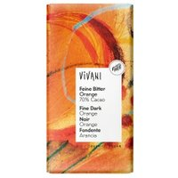 Angebotsbild für Feine Bitterschokolade mit Orange von Natur.com