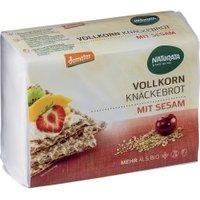 Angebotsbild für Sesam-Vollkorn-Knäckebrot von Natur.com