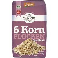 Sechs-Korn-Flocken