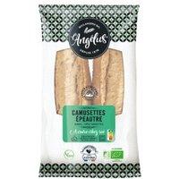 Angebotsbild für Dinkel-Baguettes zum Aufbacken (2 Stück) von Natur.com