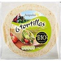 Tortilla-Wraps (6 Stück)