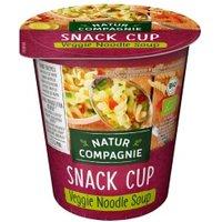 Bechergericht Veggie Noodle Soup
