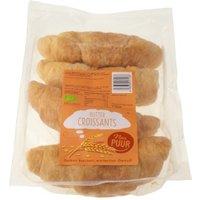Butter-Croissants zum Aufbacken (4 Stück)