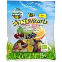 Fruchtgummi Veggie-Hearts, vegan