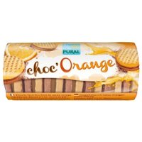 Doppelkekse Choc Orange mit Kakao-Orangen-Creme