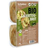 Chia-Quinoa-Brote zum Aufbacken, glutenfrei (2 Stück)
