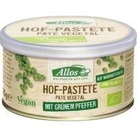 Hof-Pastete mit grünem Pfeffer