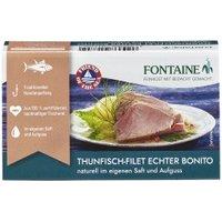 Echter Bonito-Thunfisch, naturell