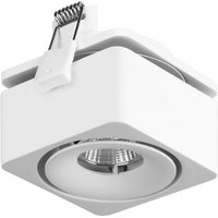 LED Recessed Downlight White 7.9W 3000K 656lm