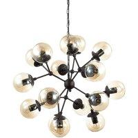 Light Ceiling Pendant Black