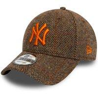 New York Yankees Orange Tweed 9FORTY Cap