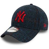 New York Yankees Navy Tweed 9FORTY Cap