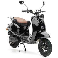 Nova Motors eRetro Star 50 elektro schwarz - 45km/h - Elektromotorroller*