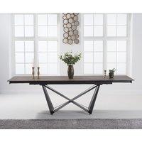 Blenheim 180cm Extending Mink Ceramic Dining Table