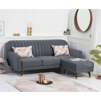 Lucia Sofa Bed in Grey Linen