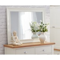 Read more about Eden white wall mirror