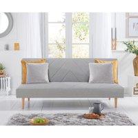 Waldorf Grey Linen Sofa Bed