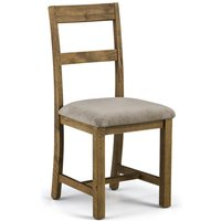 Read more about Sierra rough sawn pine dining chairs