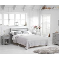 Read more about Somerset grey single bed