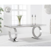 Hepburn 200cm Marble Dining Table