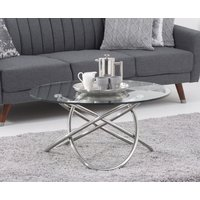 Read more about Diana glass coffee table
