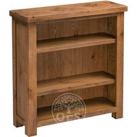 Read more about Huari oak small bookcase