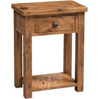 Read more about Huari oak telephone table