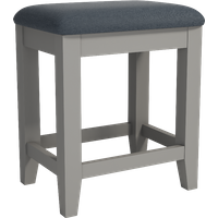 Product photograph showing Evelynn Dressing Stool