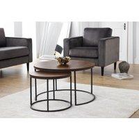 Bellini Round Nesting Coffee Table