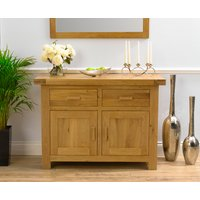 Read more about Bordeaux 120cm oak sideboard