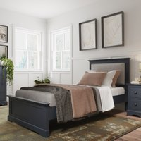 Aubrey Single Bed Frame