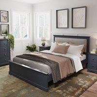 Aubrey Double Bed Frame