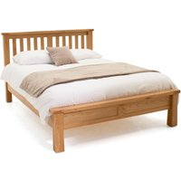 Breeze Low Footend Super King Size Bed