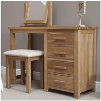 Read more about Rohan oak dressing table and stool