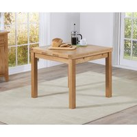 Read more about Cheadle 90cm oak extending dining table