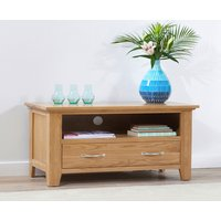 Read more about Cheadle 90cm oak tv unit