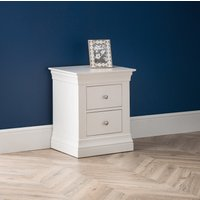 Clermont 2 Drawer Bedside
